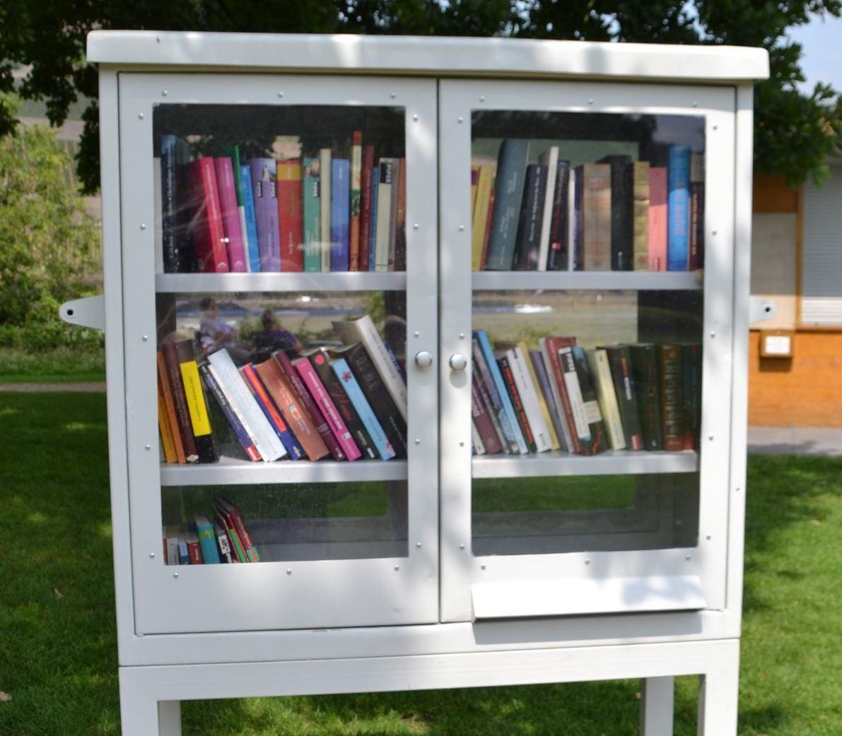 Bücherschränke — Bingen am Rhein